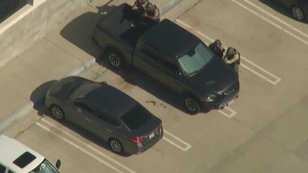 Sheriff: Calif. deputy out of job after lying about getting shot