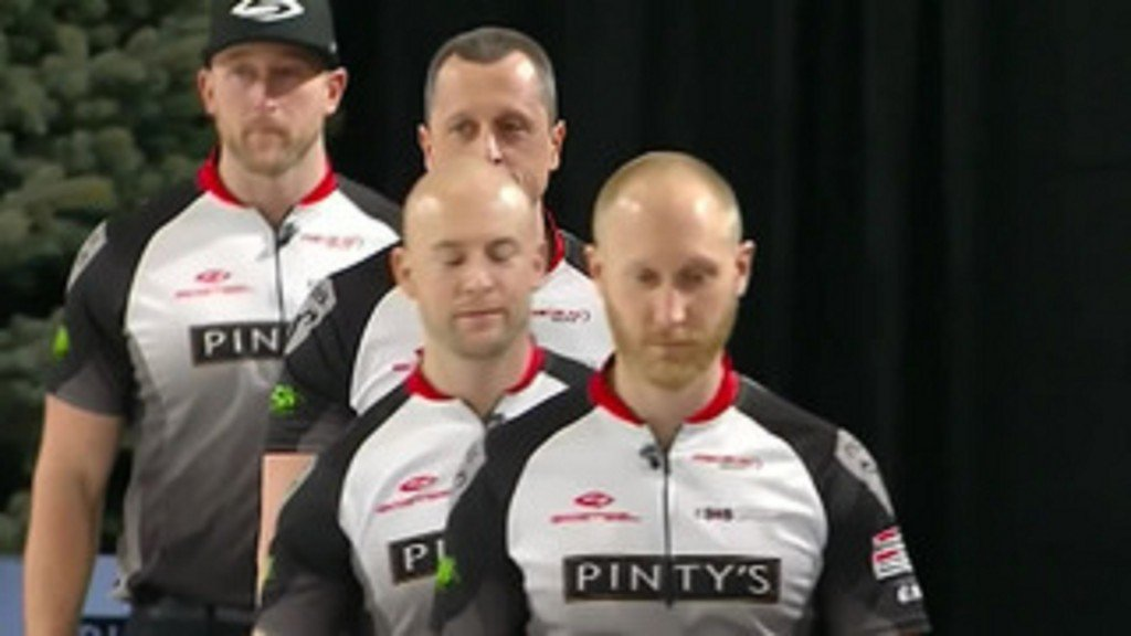 Curling team kicked out of tournament for drunkenness