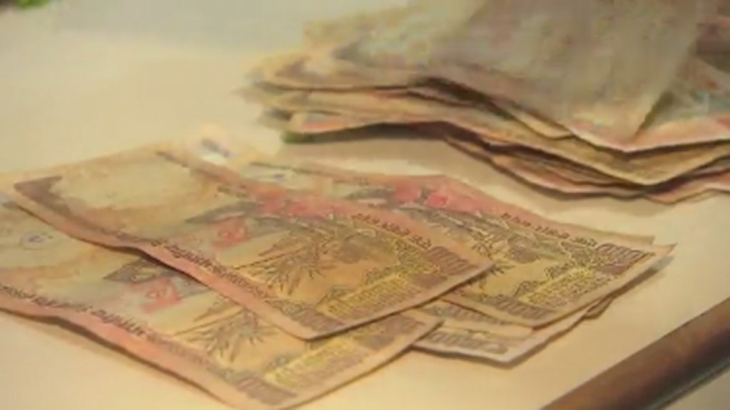 Rat shreds thousands of dollars in Indian ATM