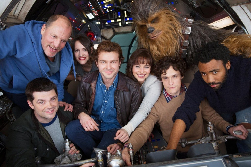 A young Han Solo is unveiled in a new 'Star Wars' teaser