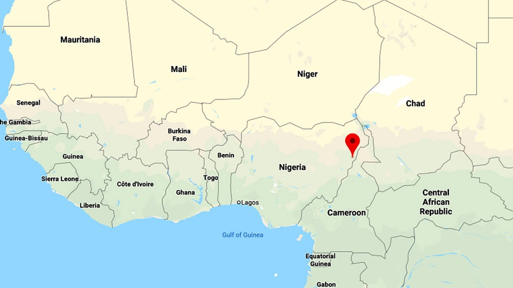 At least 24 killed in double bomb blasts in Nigeria mosque