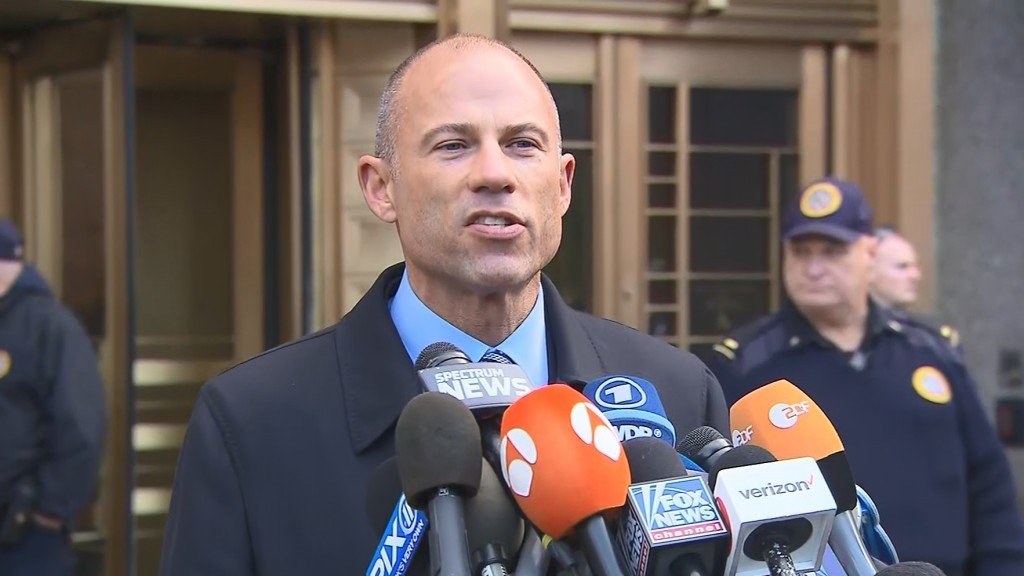 Stormy Daniels' lawyer mulling suing Trump directly for defamation