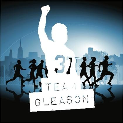 Virtual Run for Team Gleason
