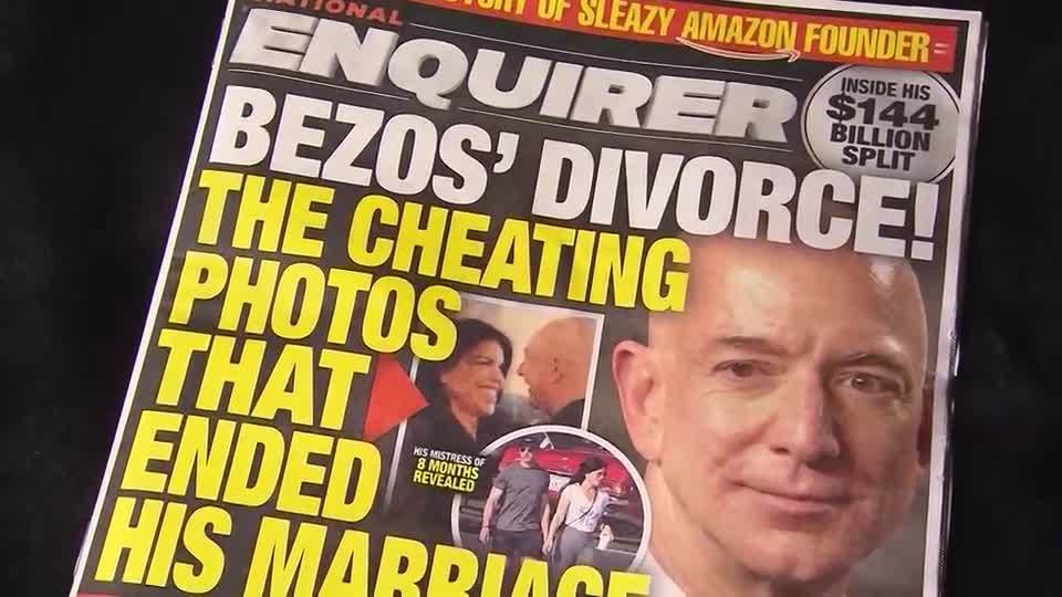 National Enquirer is put up for sale