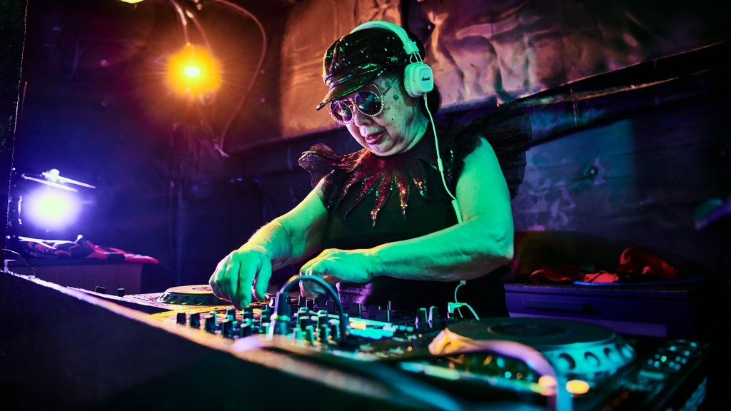 Japanese woman recognized as world's oldest DJ