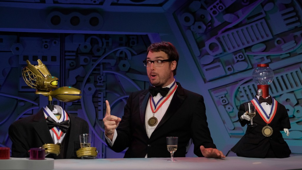 Netflix cancels its 'Mystery Science Theater 3000' revival