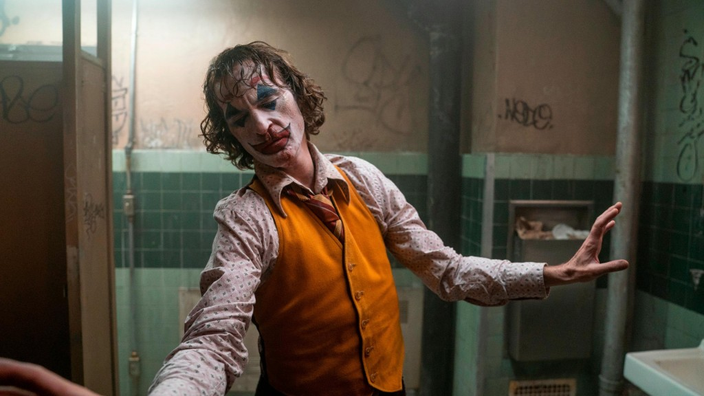 'Joker' becomes the highest-grossing R-rated film ever