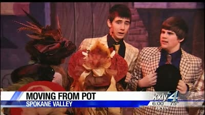 New marijuana business forcing Christian Youth Theater to move