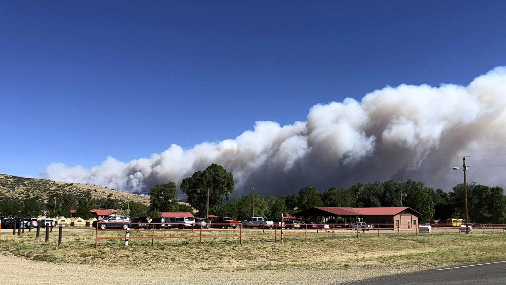 Scouts scramble to find new camps after fire cancels hikes at Philmont