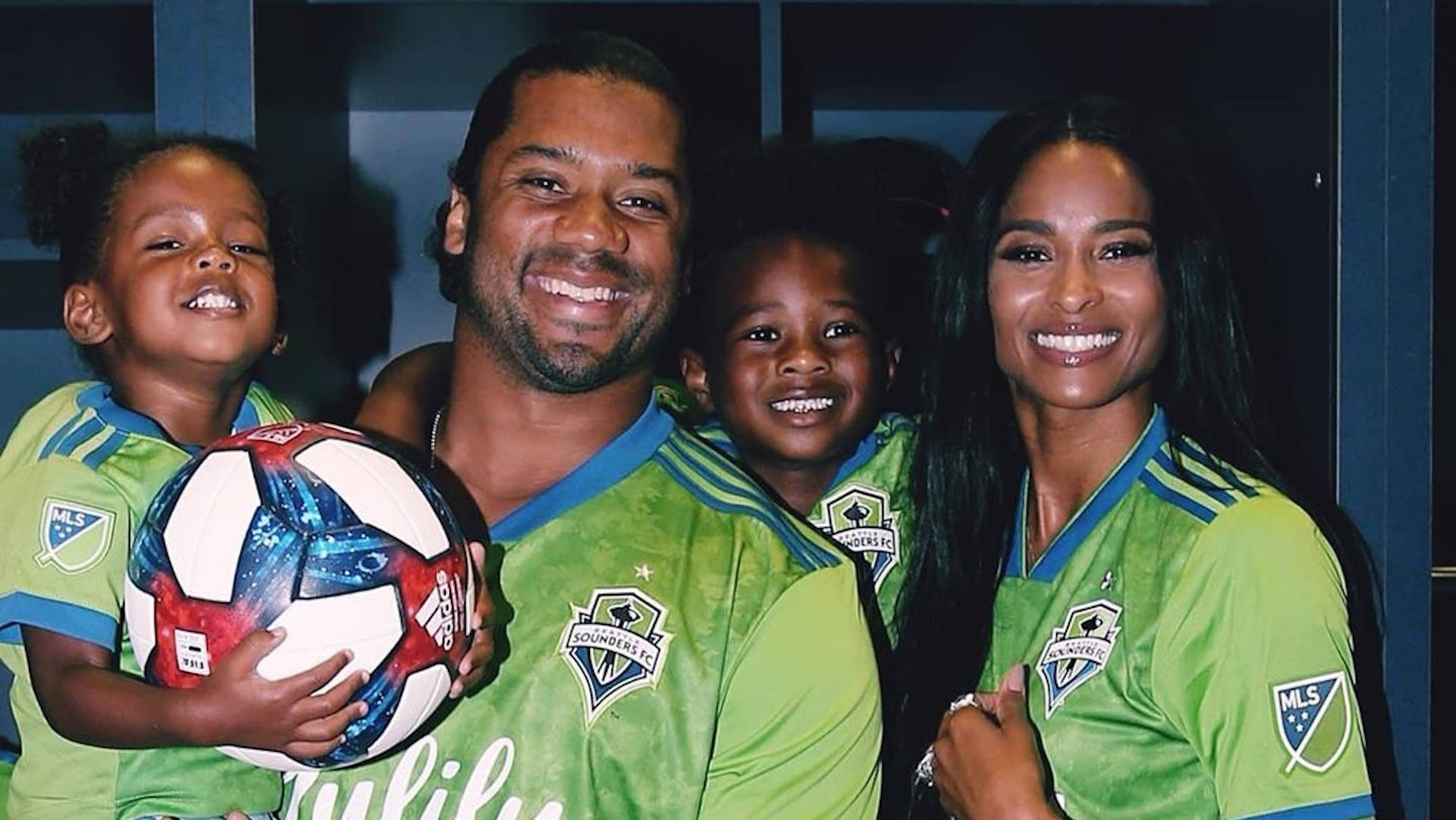 It's a..... Ciara and Russell Wilson reveal gender of baby 'number ...