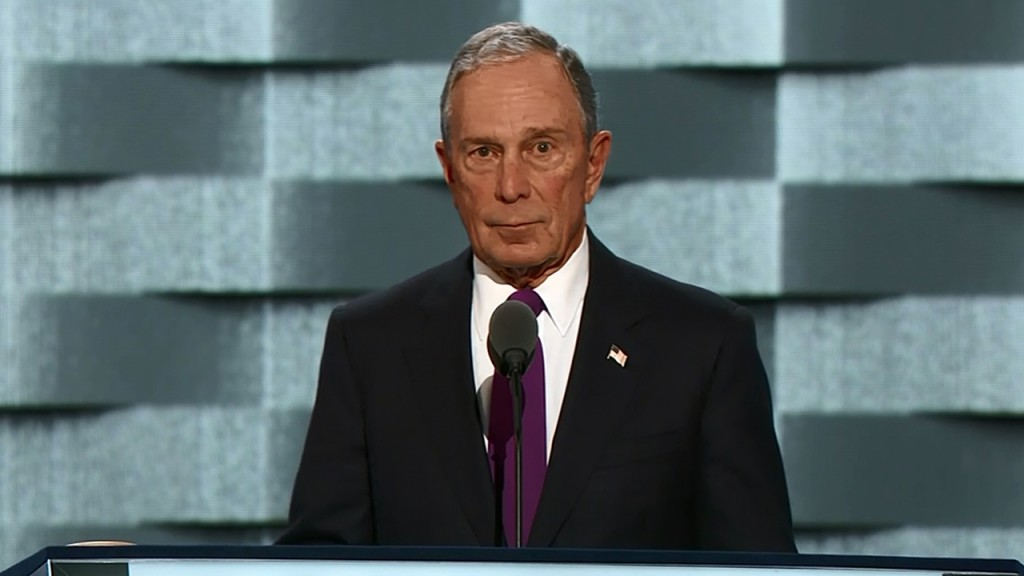 Michael Bloomberg: Government shutdown a failure of 'presidential leadership'