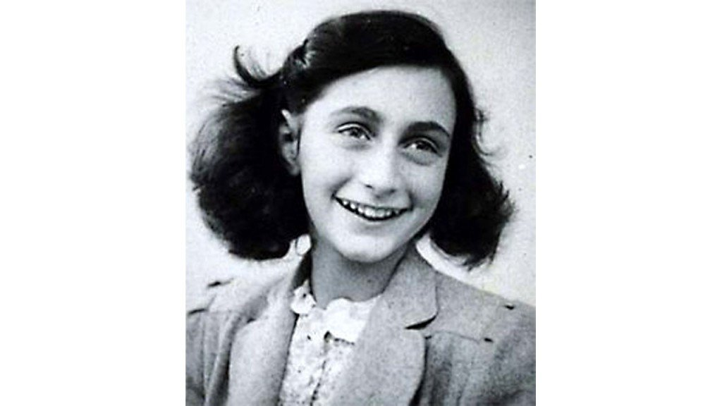 'Dirty jokes' revealed on mystery pages of Anne Frank's diary