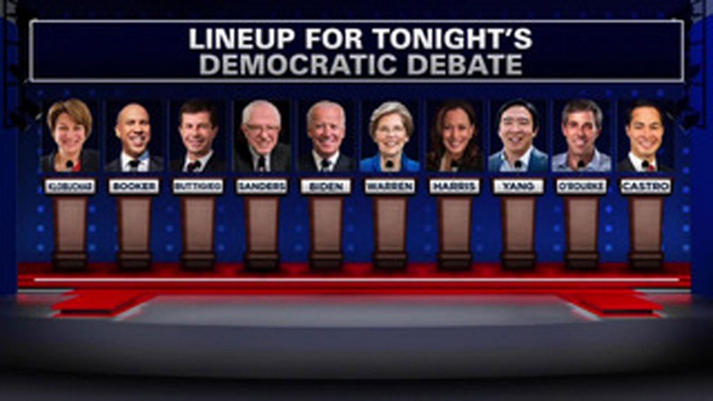 what time is the presidential debate tonight - photo #11