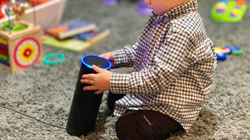 Growing up with Alexa: A child's relationship with Amazon's voice assistant