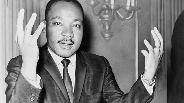 All about Dr. Martin Luther King Jr.