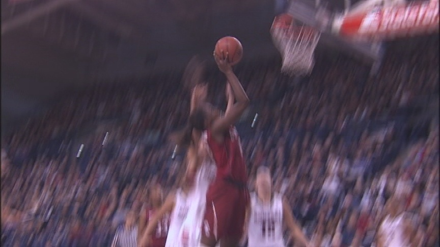 Top-ranked Stanford too much for Gonzaga