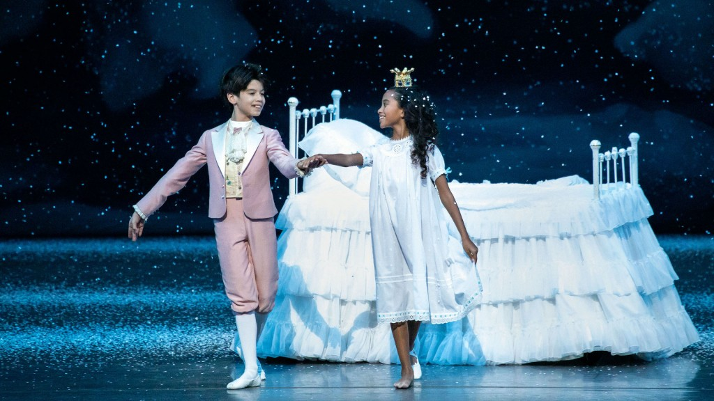 New York City Ballet's 'Nutcracker' casts a black Marie for the first time