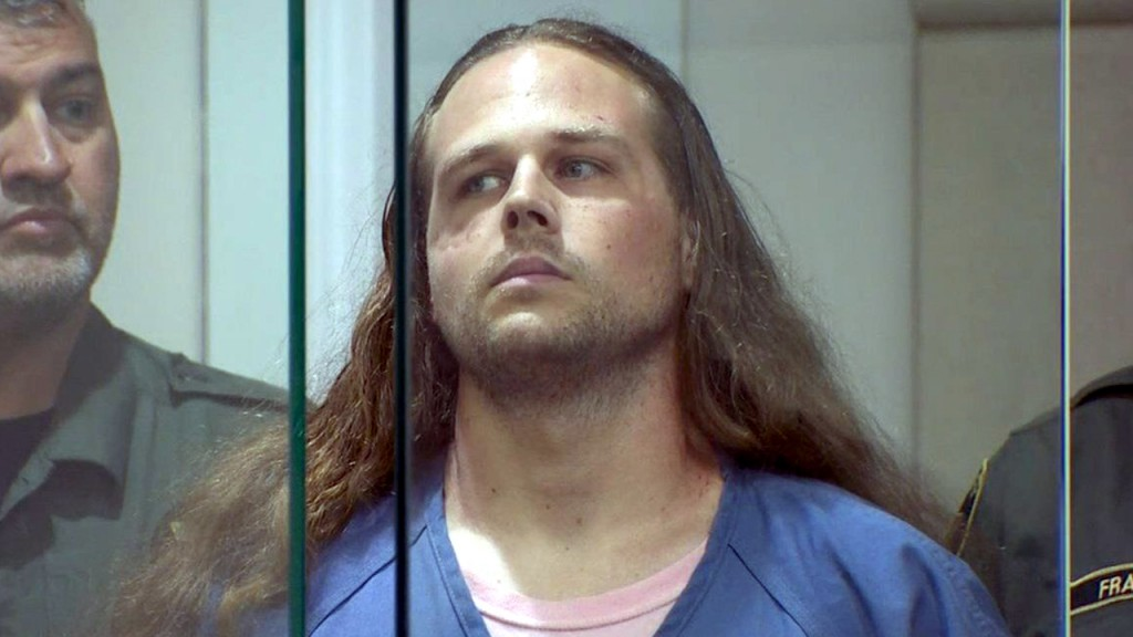 Portland train stabbing suspect has another outburst in court