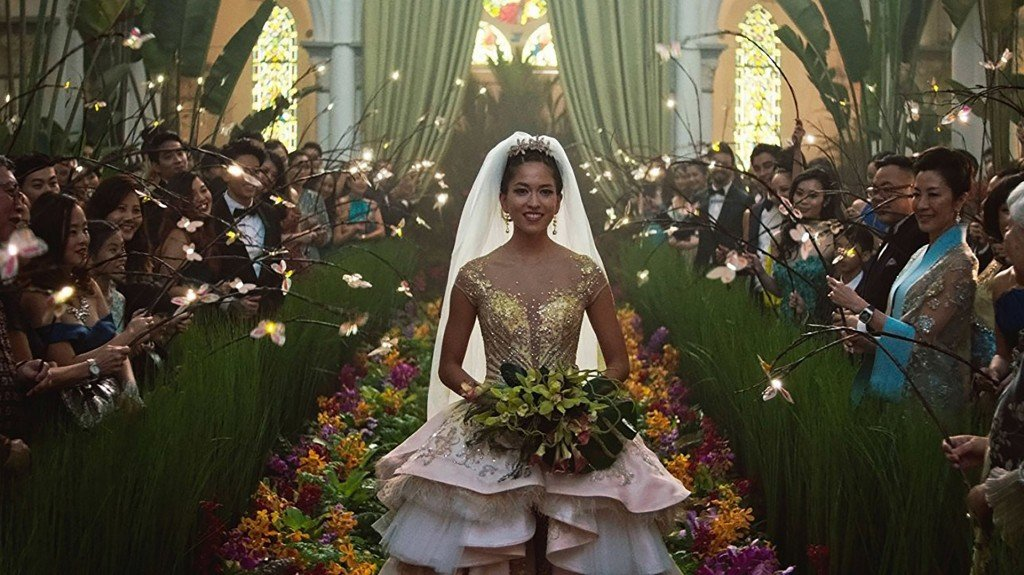 'Crazy Rich Asians' is the hit of Labor Day weekend
