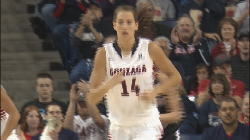 GU bounces back from Stanford loss, beats Eastern