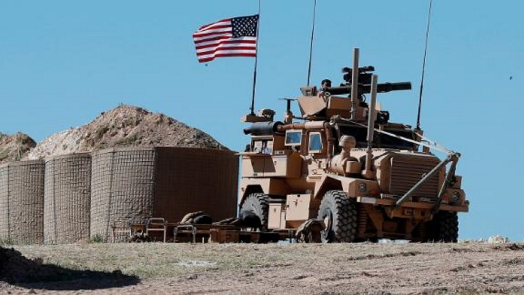 Top US general refutes report that military could keep nearly 1,000 US troops in Syria
