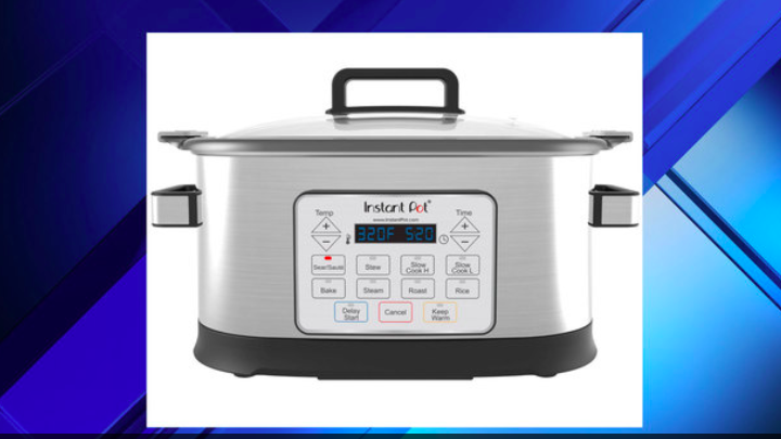 Instant Pot recalls some multicooker models