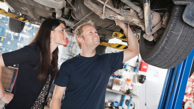 Questions you should be asking your mechanic