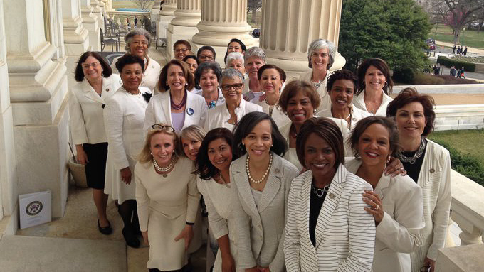 Women invited to wear white to Trump's State of the Union