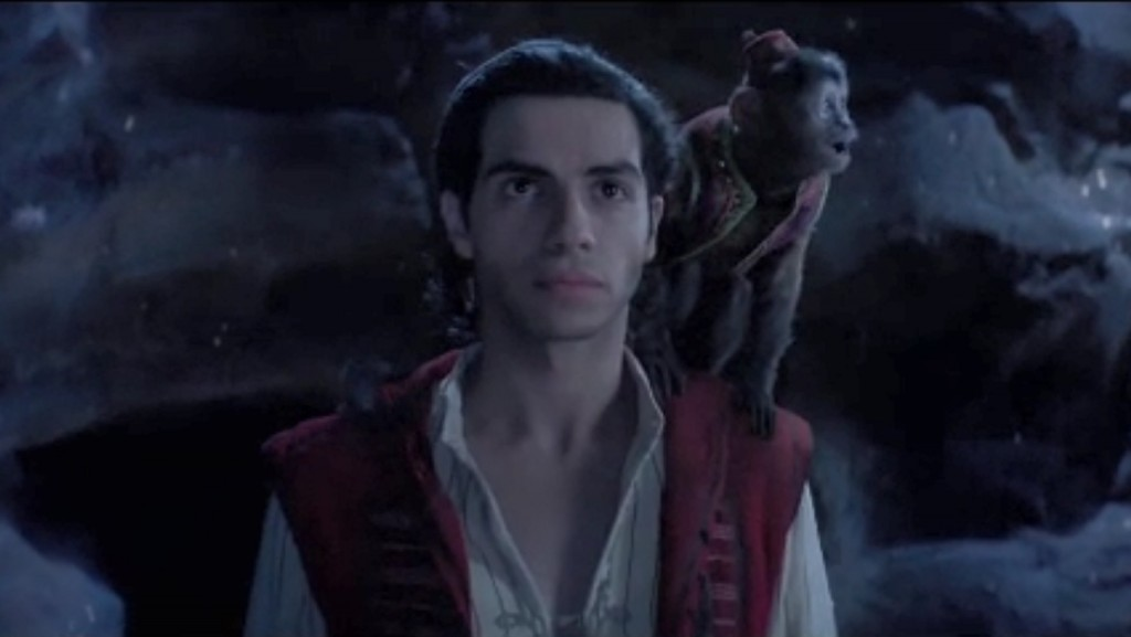 The 'Aladdin' trailer has people talking and they're scared