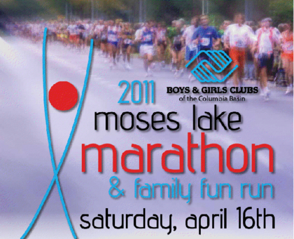 Moses Lake Marathon to benefit Boys and Girls Club