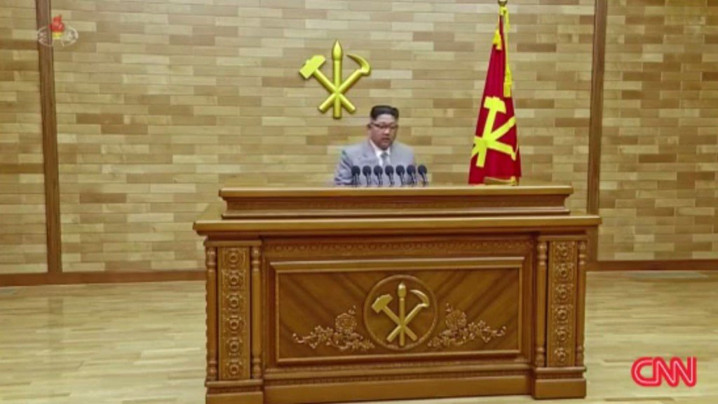 Making North Korea Great Again. How realistic are Kim's ambitious new year plans?