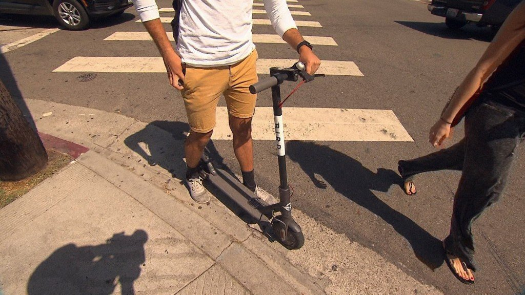 Paris bans e-scooters from sidewalks, citing rise in accidents