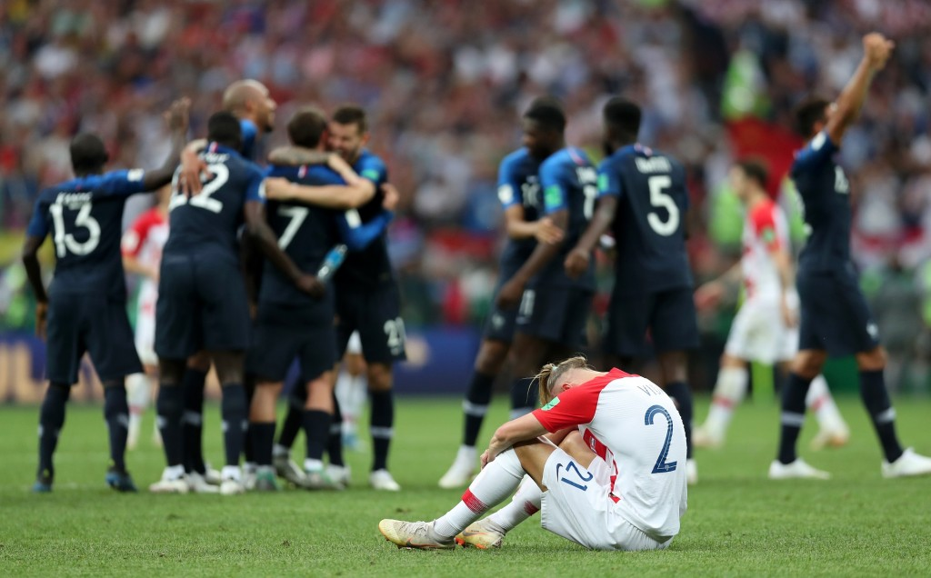 2018 World Cup Final: France vs. Croatia