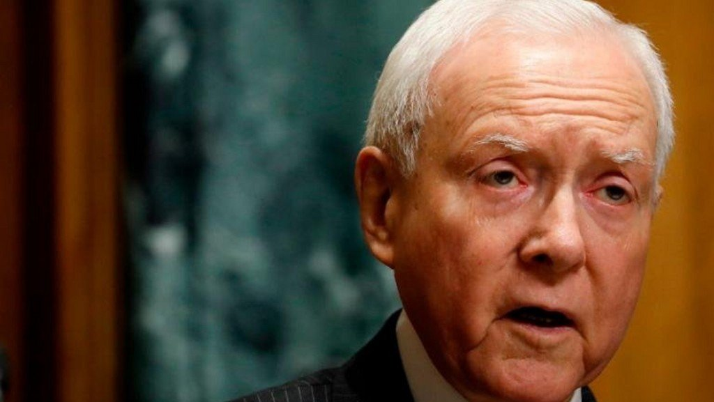 Hatch on Kavanaugh accuser: 'She's an attractive, good witness'