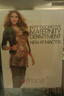 Northtown Macy's Opens Maternity Section