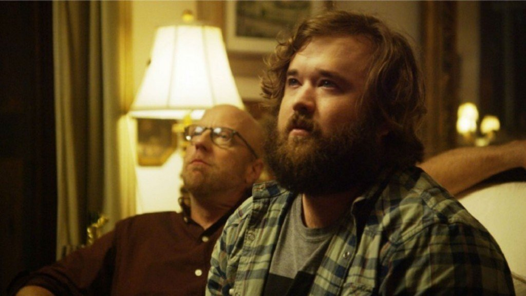 Haley Joel Osment's spirits are high for 'Clara's Ghost'