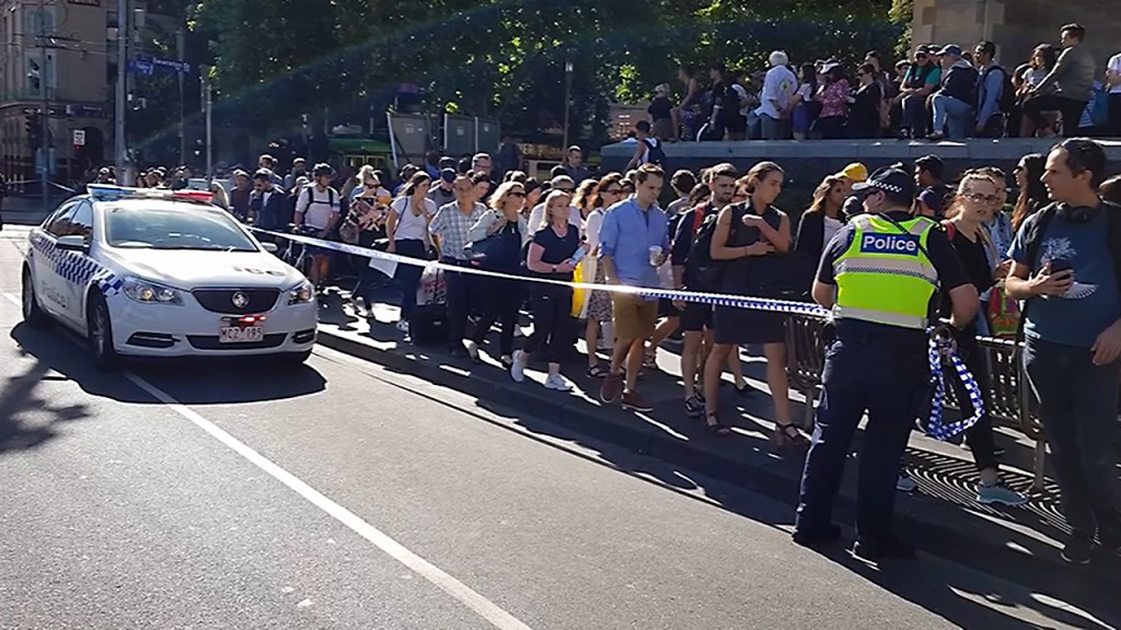 Melbourne car attack: Driver had mental health issues, no terror connection