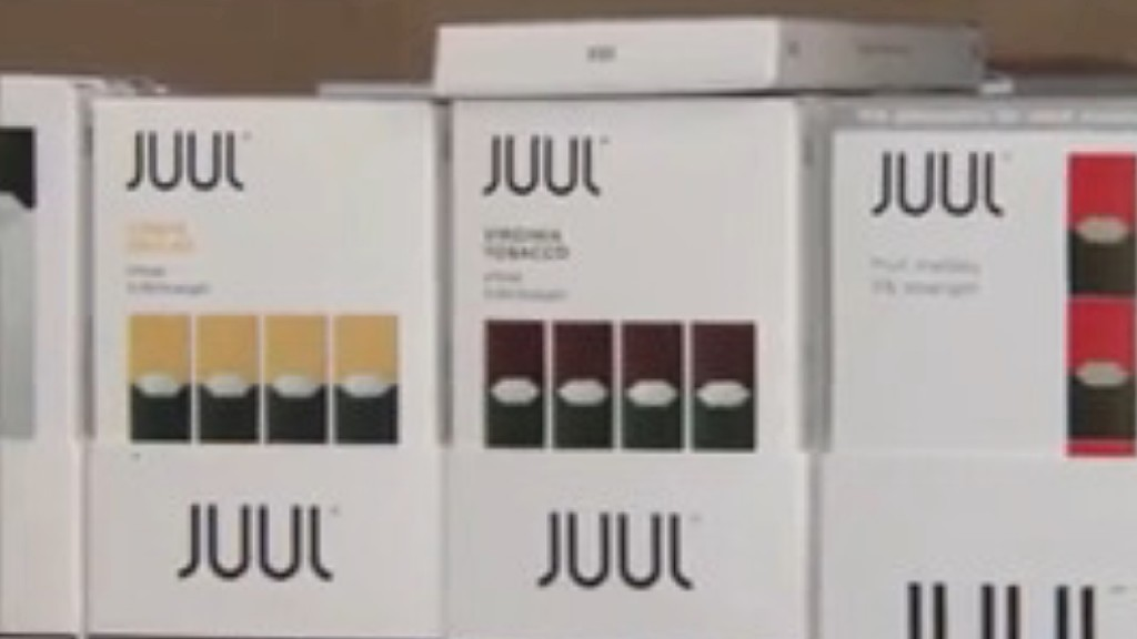 Lawmaker asks FDA to crack down on Juul's 'fraudulent' medical claims