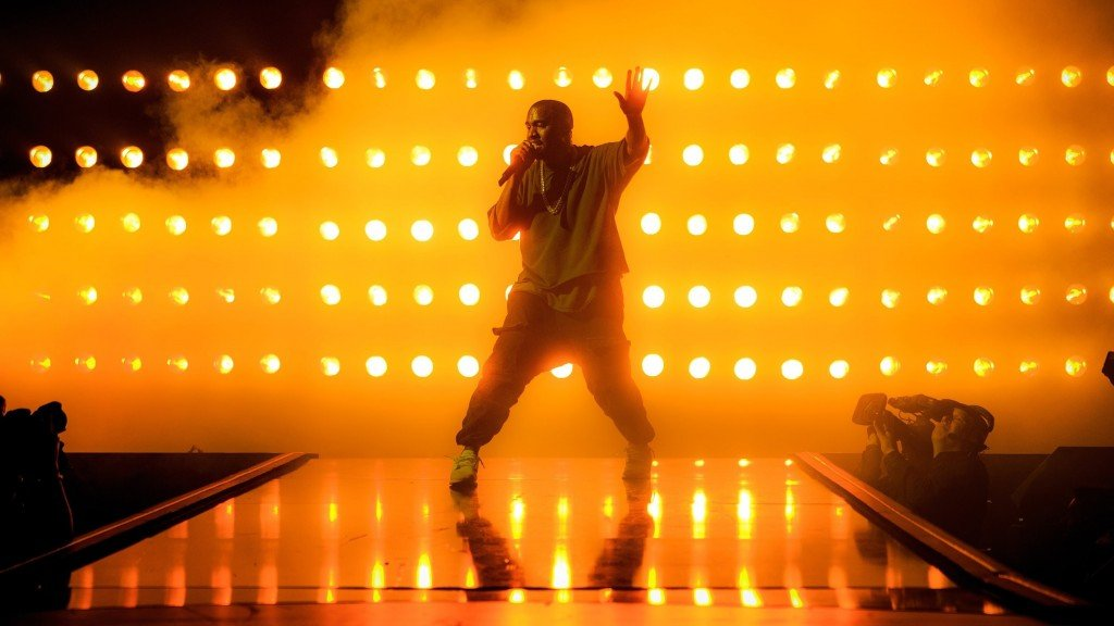 Kanye West's new song has fans wondering if it's about Jay Z