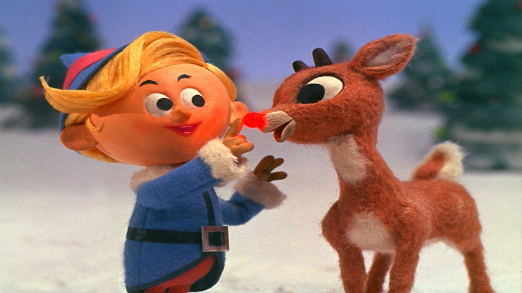 How Rudolph got a bright red nose… and other holiday science explained