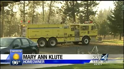 Residents prepared for fire sparked near Cheney