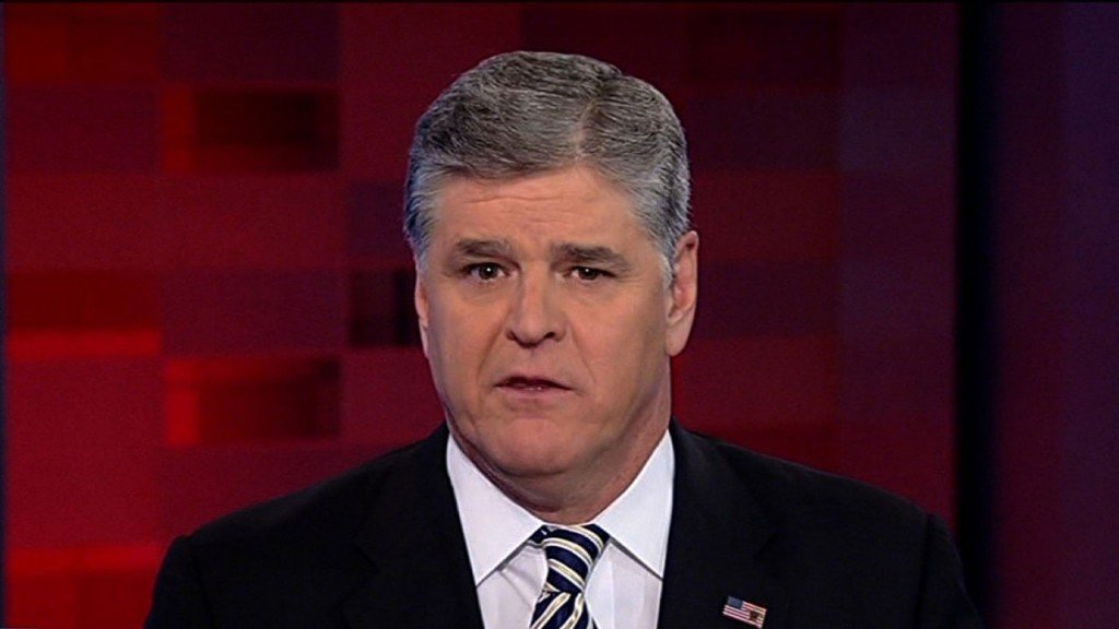 Sean Hannity to write book for Simon & Schuster