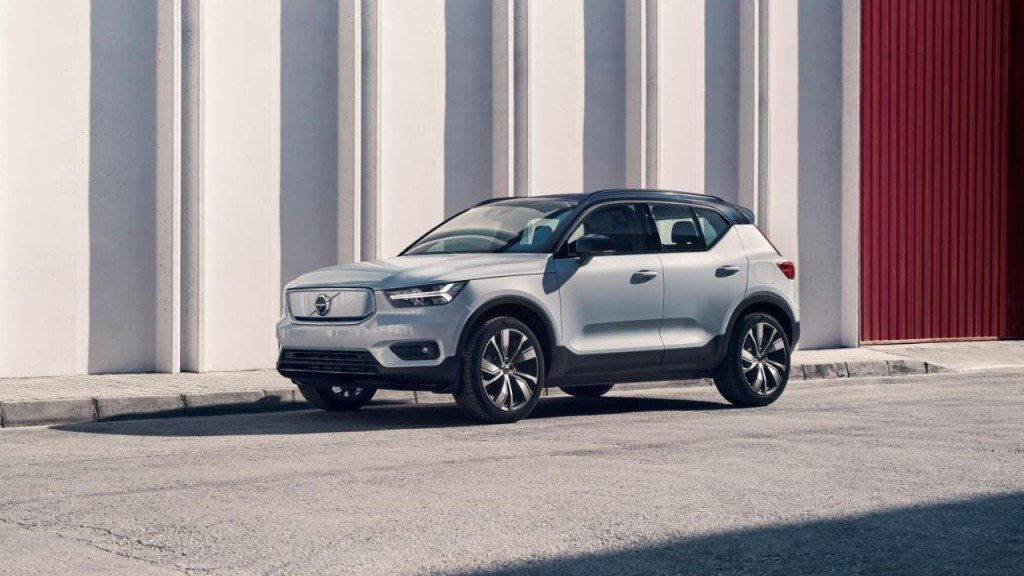 Volvo's first fully electric car will also be one of its safest