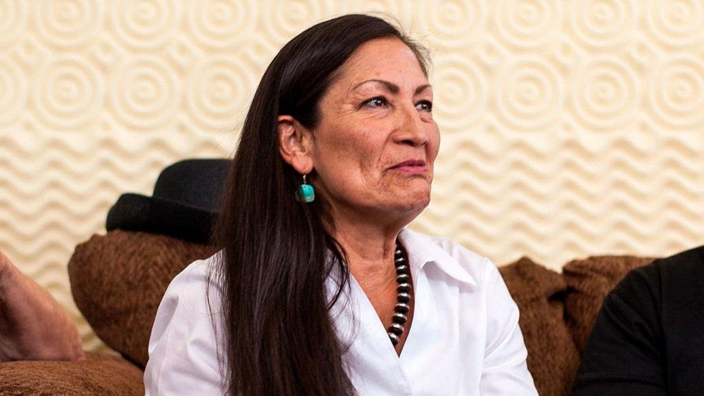 Haaland likely to be first Native American congresswoman