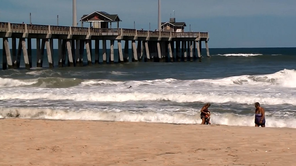 20 rip current-related rescues reported on Memorial Day in NC