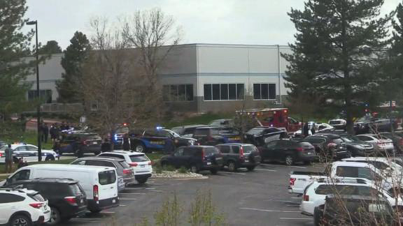 Colorado school shooter's gun jammed, prosecutor says