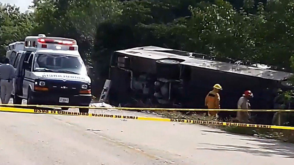 What we know about the victims in a deadly tour bus crash in Mexico