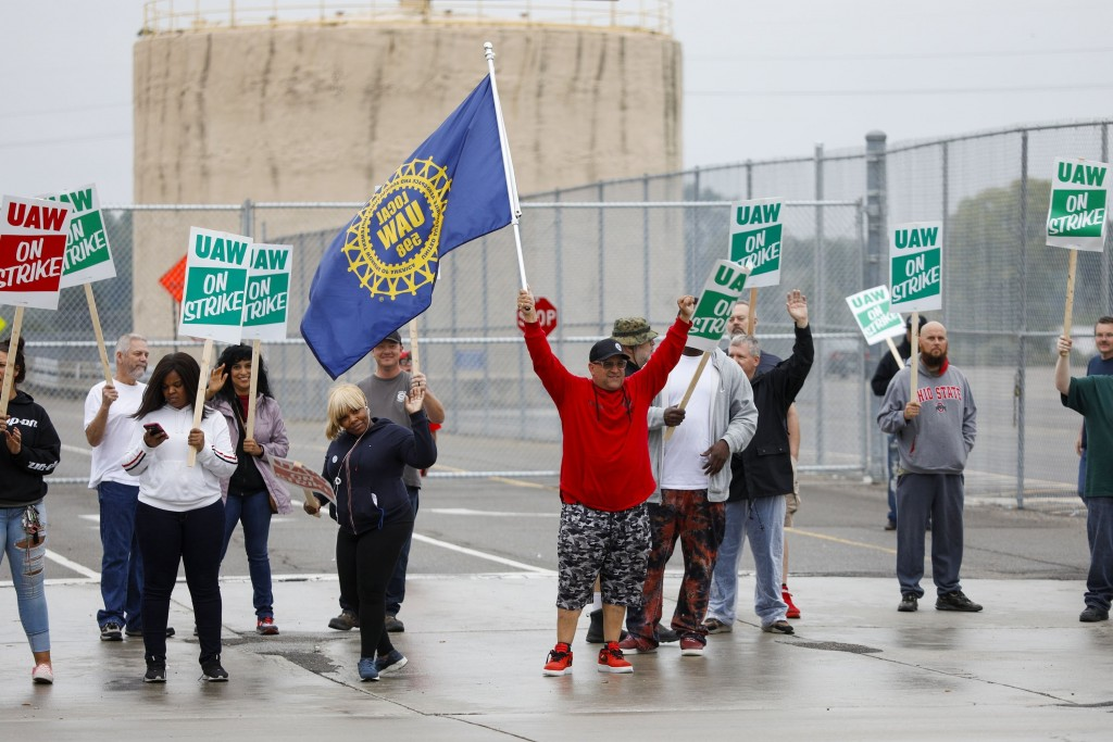 UAW's GM strike could be hard to solve