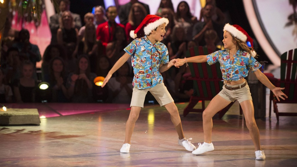 'Dancing with the Stars: Juniors' crowns its first champions