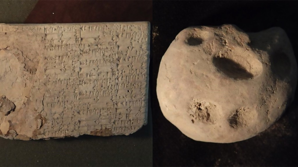 Ancient artifacts smuggled to Hobby Lobby headed back to Iraq